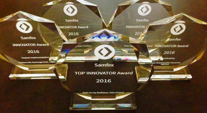 SAMFEX Innovator Awards 2016