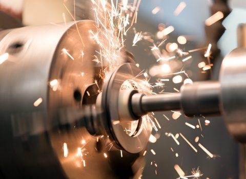 Industrielle Dienstleistungen
